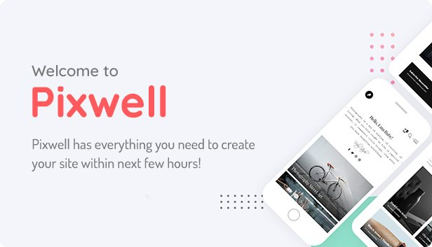 welcome to Pixwell